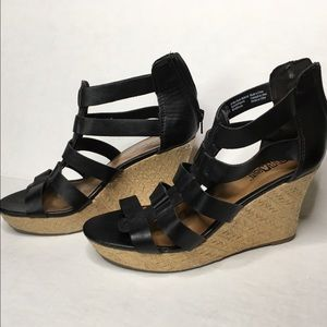Brash wedge heels size 7